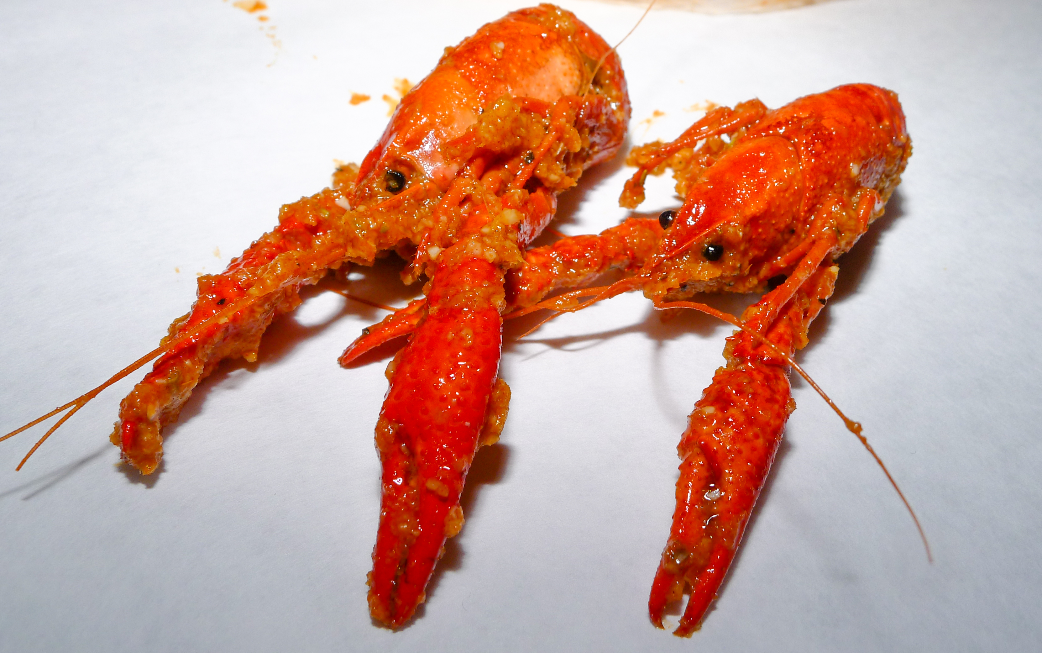 how to cook crawfish tails