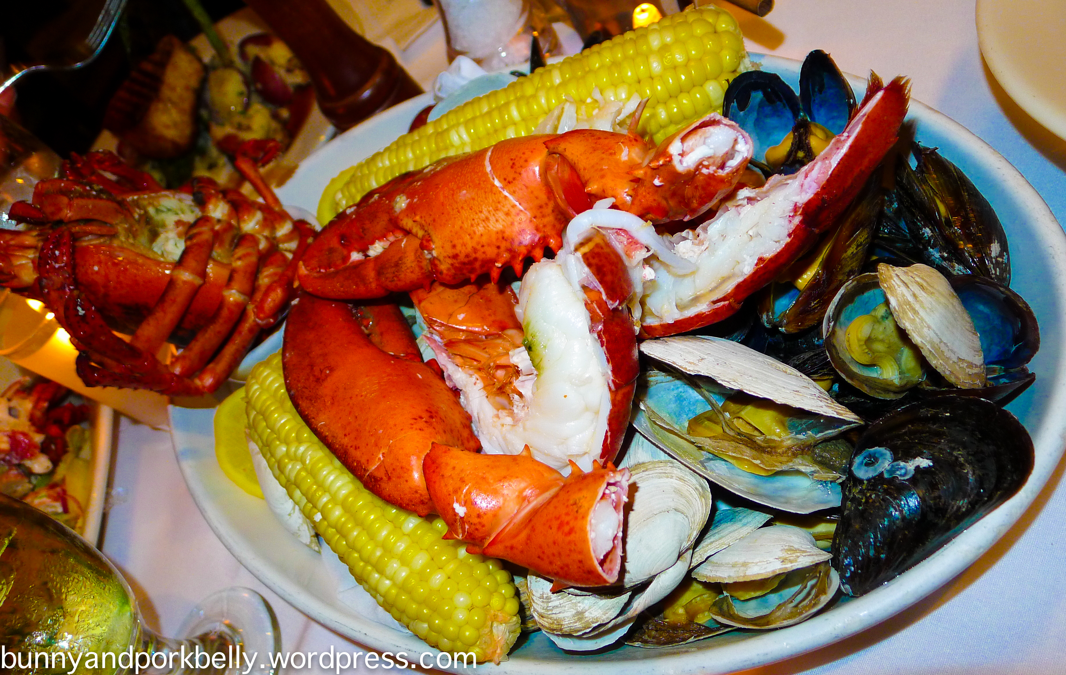 Dinner Atlantic Fish Company Bunnyandporkbelly