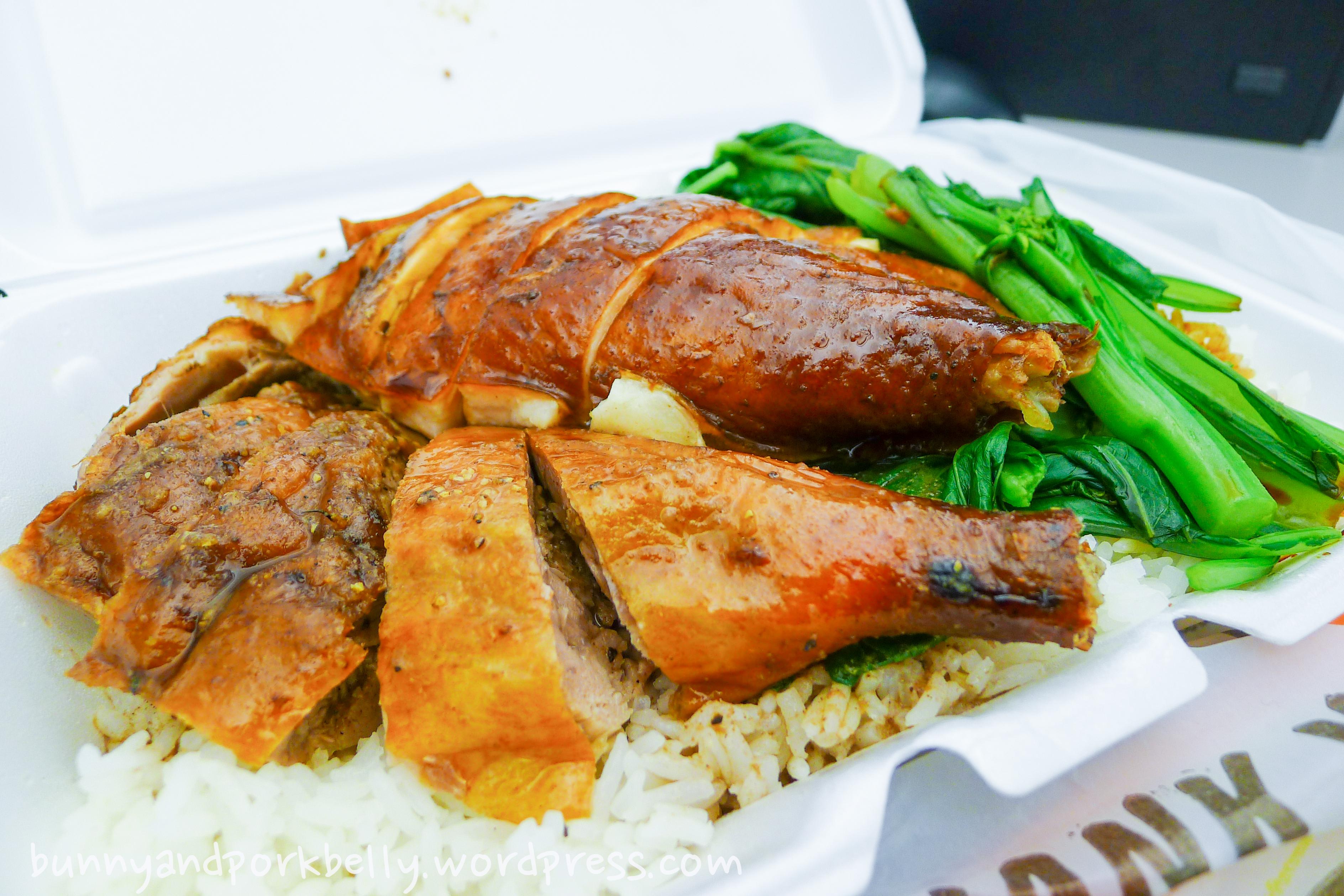 Lunch Vinh Sun Bbq And Restaurant Chinatown Boston Ma
